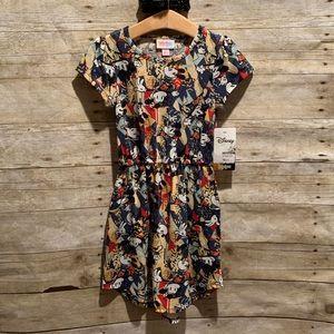 LuLaRoe... Girl's Disney Dress Size 6 (BNWT)